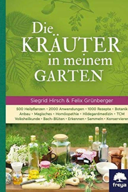 Luna Herbs_Wildkräuter Blog_Meine Top 5 Wildpflanzen Bücher für Anfänger3