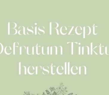 Blog Luna Herbs Wildkräuter_Herstellung der Defrutum Tinktur