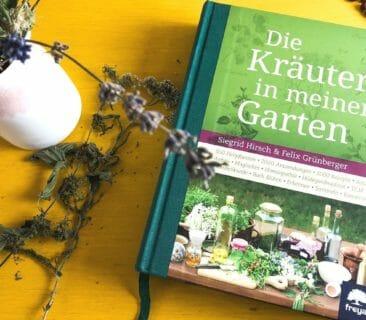 Luna Herbs Wildkräuter Blog_Buchtipp die Kräuter in meinem Garten