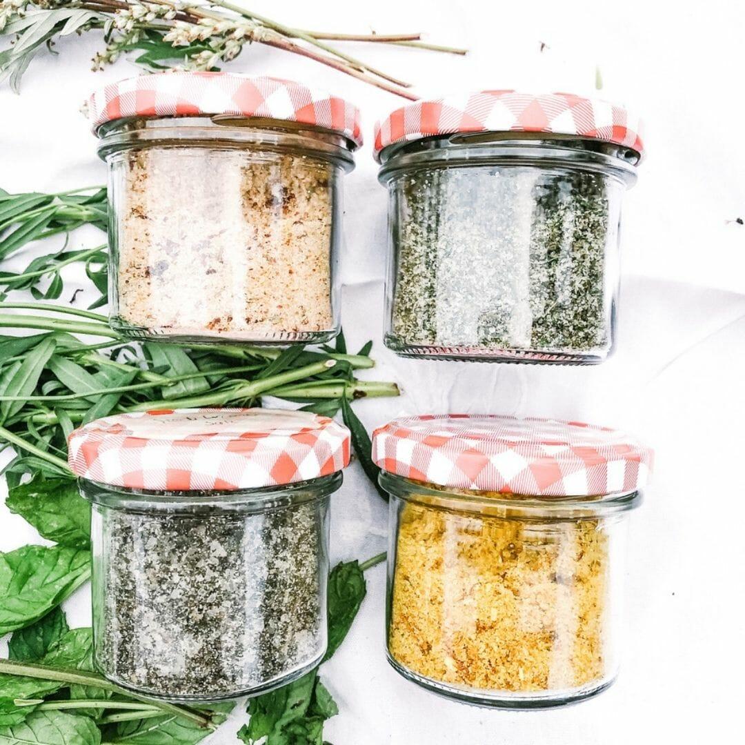 Luna Herbs_Wildkräuter Blog_Wilde Delikatessen zum Verschenken1