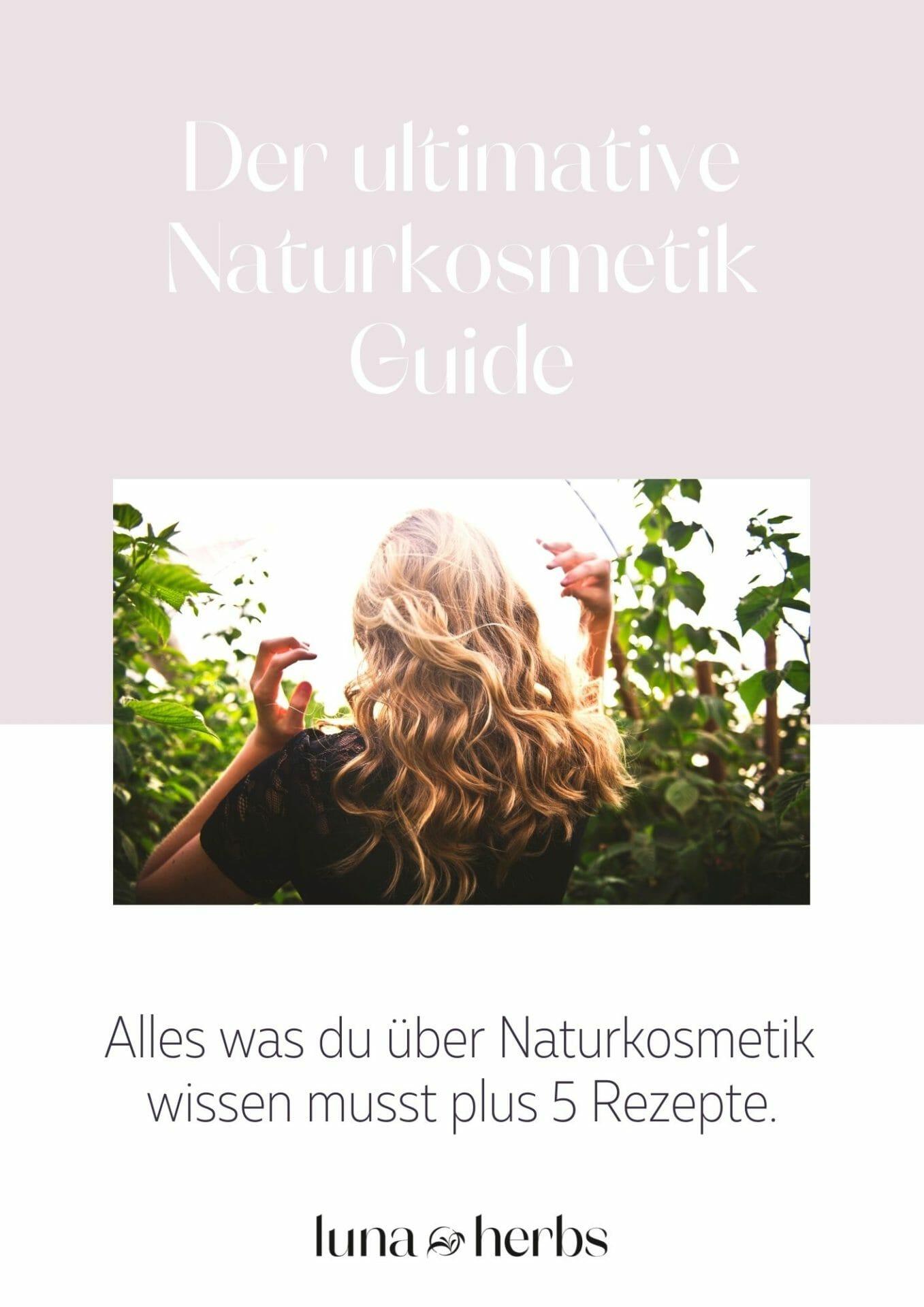 Naturkosmetik selber machen Grundlagen und Rezepte (1)