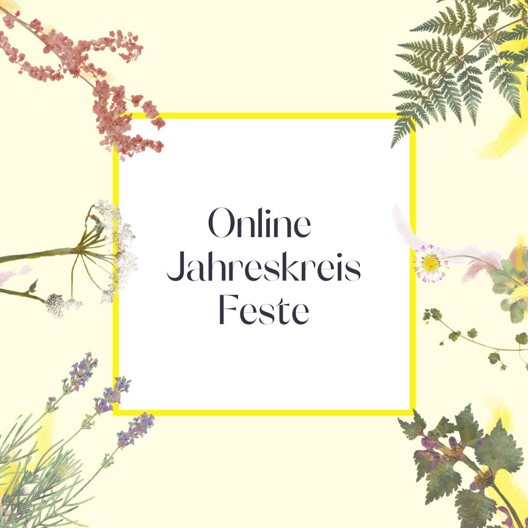 Online Jahreskreisfeste