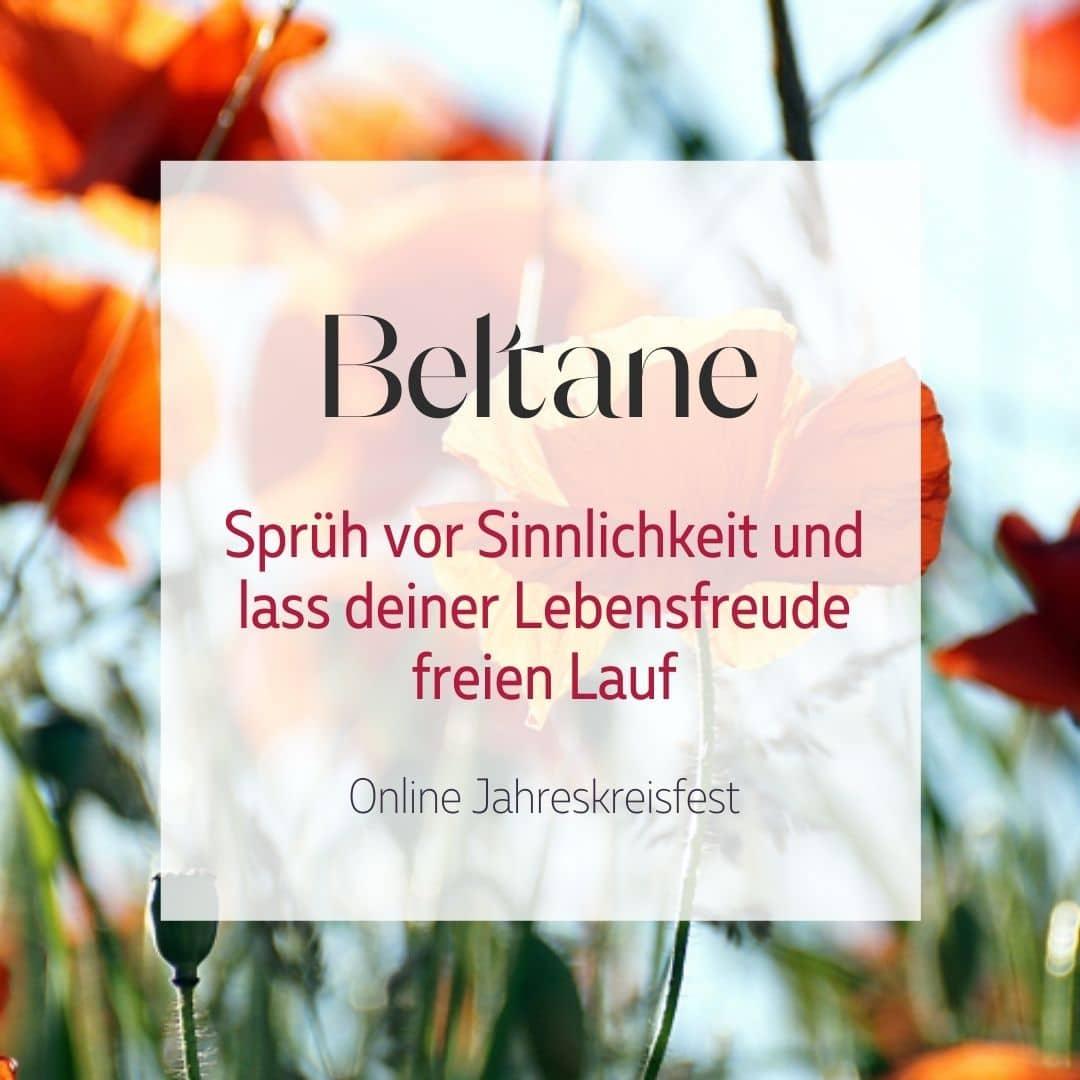 Online Jahreskreisfest_Beltane