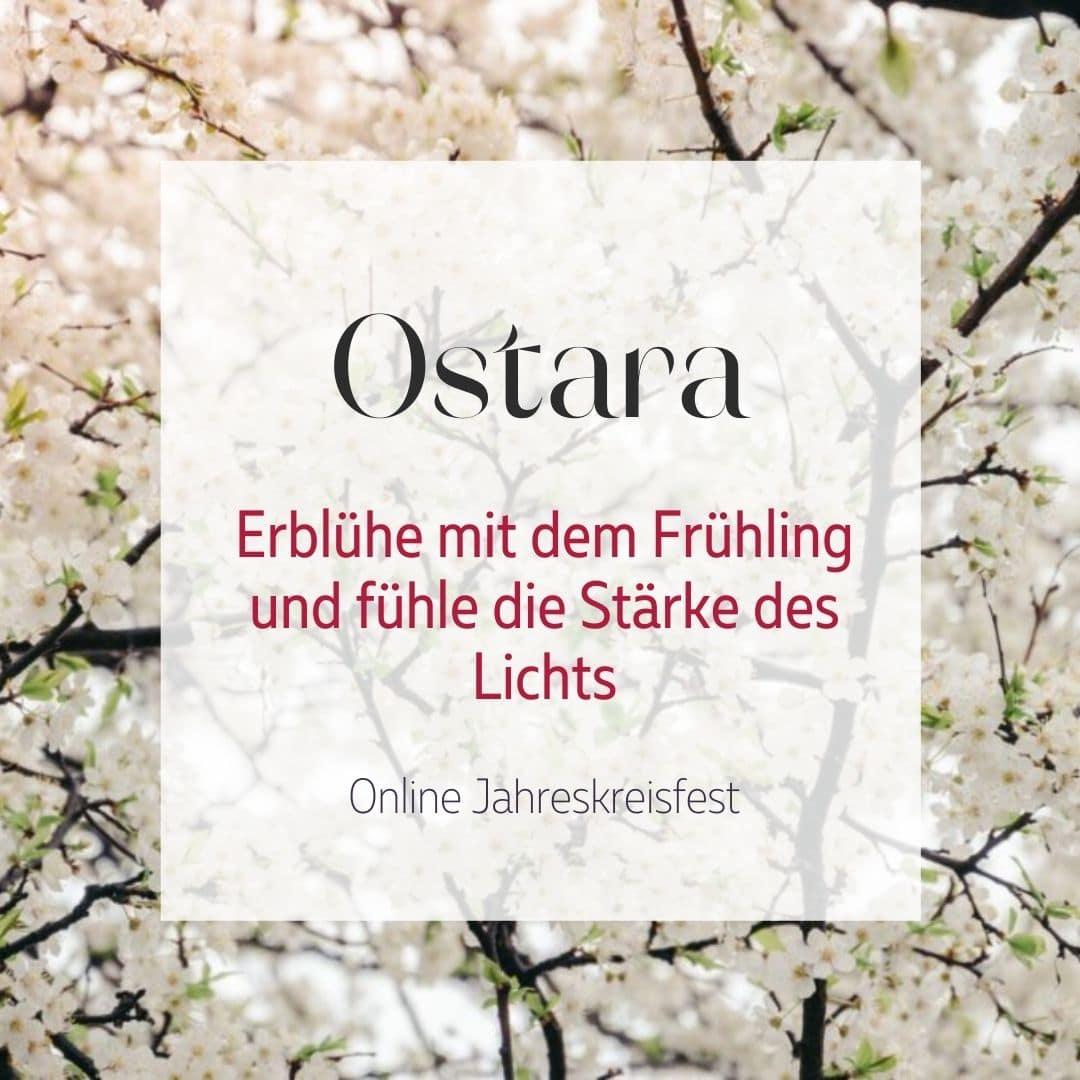 Online Jahreskreisfest_Ostara
